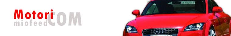 Feed motori, notizie su moto auto e il mondo dei motori